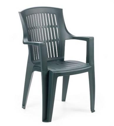 Кресло садовое Arpa зеленое, фото 2
