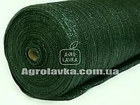 Затеняющая сетка 80% 2м х 100м, зелёная, Agreen, фото 1