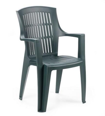Кресло садовое Arpa зеленое