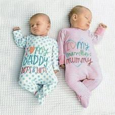 Пижамы для девочек и мальчиков