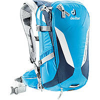 Велорюкзак женский Deuter Compact EXP 10 SL turquoise/midnight (3200115 3312)