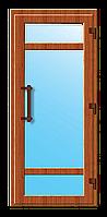 Пластиковые входные двери модель 22