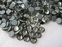 Термо-стразы ss16 Black Diamond 100шт, (3.8-4,0мм)