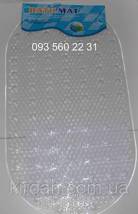 """Силиконовые коврики для ванной на присосках """"Шарики"""", фото 2"""