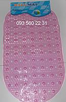 """Силиконовые коврики для ванной на присосках """"Шарики"""""""