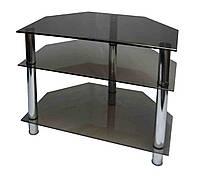 Стекляные столы под ТВ