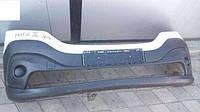 Бампер передний без нижней решетки Renault Trafic 2015-> Оригинал б\у