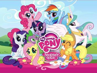 My Little Pony куклы, фигурки и аксессуары