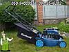Бензиновая самоходная  косилка для газона Einhell б/у из Германии в отличном состоянии