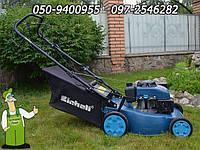 Бензиновая самоходная  косилка для газона Einhell б/у из Германии в отличном состоянии, фото 1