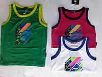 Майка для мальчика р.98-128 лет F&D , купить детские футболки оптом