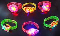 Детский браслет с подсветкой LED