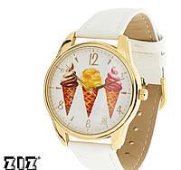 """Прикольные наручные часы """"Мороженое"""" ZIZ (Украина)"""