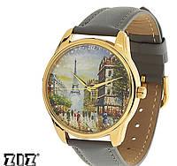 """Прикольные наручные часы """"Париж"""" ZIZ (Украина)"""