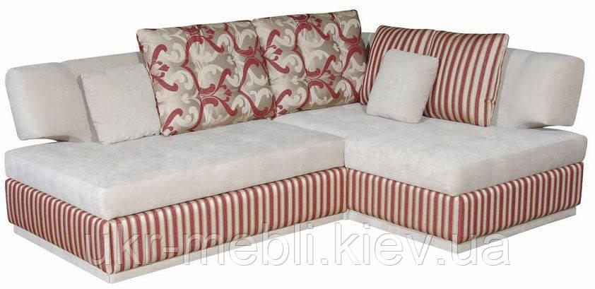диван угловой раскладной без подлокотников флора алис мебель цена