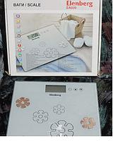 Диагностические электронные напольные весы «Elenberg»