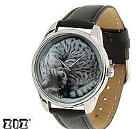 """Прикольные наручные часы """"Кот"""" ZIZ (Украина)"""