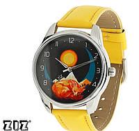 """Прикольные наручные часы """"Лис"""" ZIZ (Украина)"""