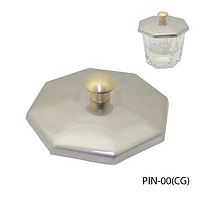 Металлическая крышка для стеклянной емкости Lady Victory LDV PIN-00(CG) /040