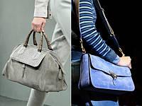 Как подобрать женскую сумку к одежде: с чем носить и сочетать?