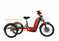 Электровелосипед трехколесный грузовой Volta Бизон, фото 1