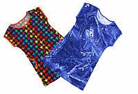 Платье - туника для девочки р.34-40