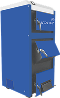 Твердотопливный котел Корди АОТВ 16 СТ - термо-стандарт сталь 6 мм (16 кВт)