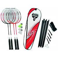 Talbot Torro Набор для бадминтона Talbot Torro Badminton Set 4 Attacker Plus