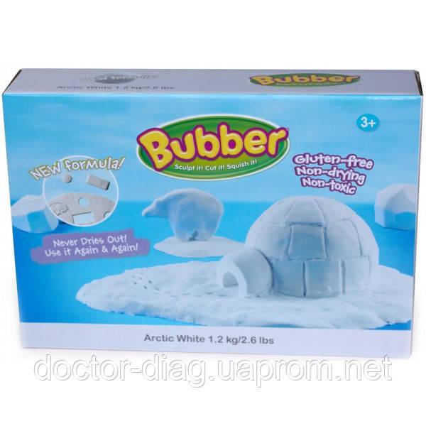 Waba Fun Смесь для лепки Waba Fun Bubber, белая, 1.2 кг
