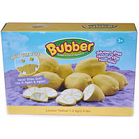 Waba Fun Смесь для лепки Waba Fun Bubber, желтая, 1.2 кг