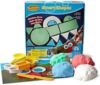 Waba Fun Смеси для лепки Waba Fun Bubber Smart Shapes Kit, фото 1