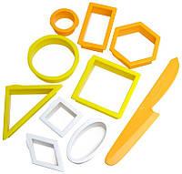 Waba Fun Формочки Waba Fun Геометрические предметы, фото 1