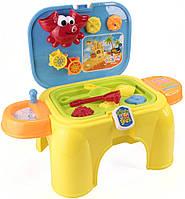 Toyko Toyko Маленький столик-сидение для игры с песком