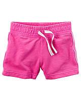 Короткие спортивные шорты Carter's; 4, 6 лет, фото 1