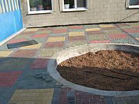 Укладка тротуарной плитки в Запорожье