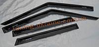Дефлекторы окон (ветровики) ANV  на ВАЗ 2190 Lada Granta лифтбек