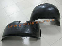 Подкрылки (защита колесных арок)  для ВАЗ 2190 Лада Гранта Mega Locker