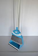 Совок с щеткой для уборки., фото 1