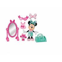 Fisher-Price Игровой набор Минни Маус с пудельком и аксессуарами Disney Minnie Mouse Posh Poodle Boutique Playset