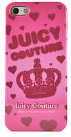 Чехол-накладка Juicy Couture для iPhone 5