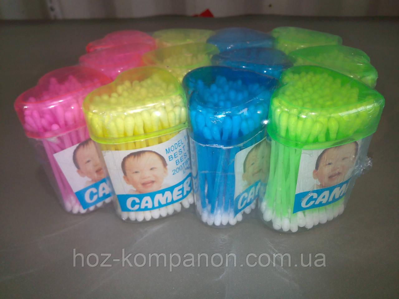 Ушные палочки детские (Camer)