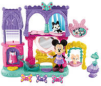 Fisher Price Игровой набор Минни Маус Салон для питомцев Disney's Minnie Mouse Bowtique Pampering Pets Salon