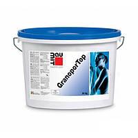 Baumit Granopor Top барашек 1,5;2,0;3,0 мм декоративная штукатурка 25 кг