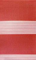 Тканевые ролеты День-ночь. № 16 Темно-розовый  60 см х 140 см. Готовые размеры.