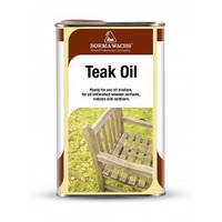 Тиковое масло Teak Oil Borma Wachs (1л.)