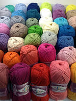 Пряжа для вязания alize cotton gold / ализе коттон голд