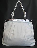 Белые сумки лето 2017 с ремешком через плечо, фото 1