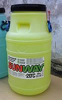 Незамерзающая жидкость для отопления SUNWAY -30°С
