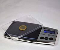 Digital Pocket Scale Diamond, Model 100/500 – карманные весы для точного взвешивания мелких предметов, фото 1