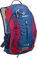Велорюкзак Deuter Race X steel/fire (32123 3515)
